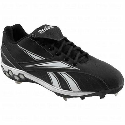 Reebok Mens High N Tight Ii Low Hex Metal Cleats