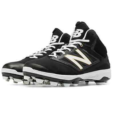 New Balance Mid-Cut 4040v3 TPU Molded Baseball Cleat