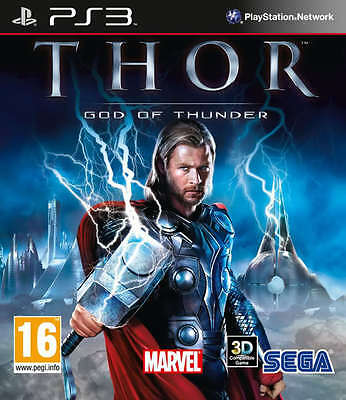 THOR God of Thunder ~ PS3 (in Great Condition)
