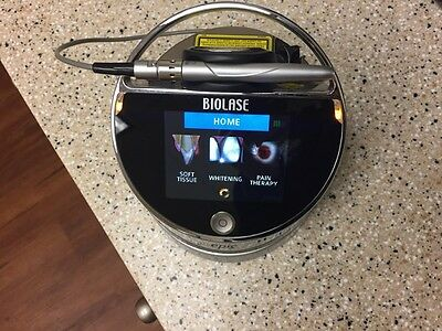 Biolase Epic10 Dental Diode Laser - Dental Device - Used - 10 Watts, TMJ wand