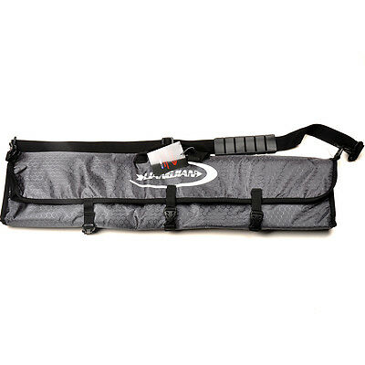 Archery Black Portable Bow Bag Case Quiver For Recurve Bow Shooting Hunting