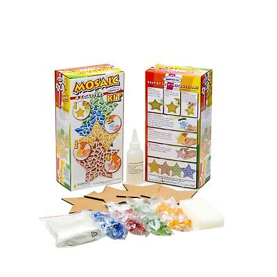 Mosaic Star Coaster Craft Kit