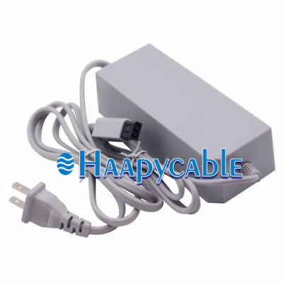 New US Plug AC Charger Power Home Wall Supply Cable Adapter for Nintendo Wii