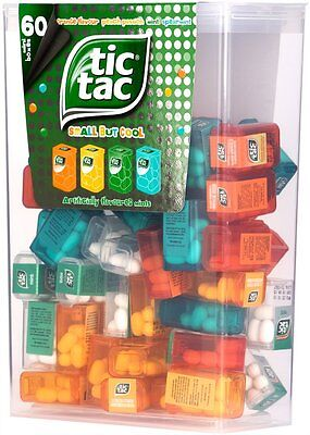 2 x Tic Tac Mix 234g XXL-BOX