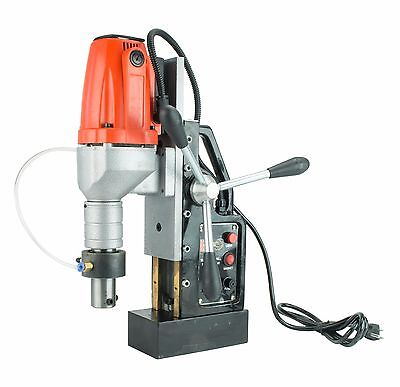 SDT MD40 Electric Magnetic Drill Press with 2,700 LBS Magnet Force