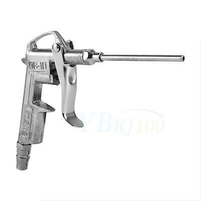 Silver Air Duster Compressor Dust Removing Gun Blow Cleaning Parts For Machine