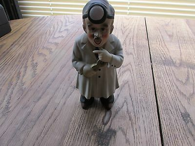 Ceramic DENTIST FIGURINE Dabs Japan vintage figure