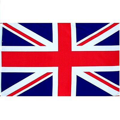 British Flag Uk United Kingdom Banner Britain Union Jack Pennant New 3x5 Outdoor