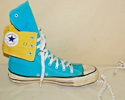 Vintage Converse All Star Hi-Top Chuck Taylor Shoe Phone by Impulse Products