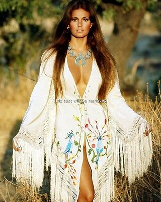 RAQUEL WELCH Glossy 8X10 PHOTO PICTURE PRINT 2690