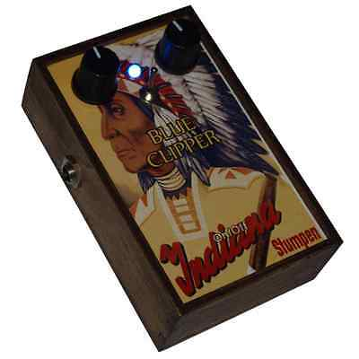Cigar Box Guitar Distortion & Overdrive Pedal