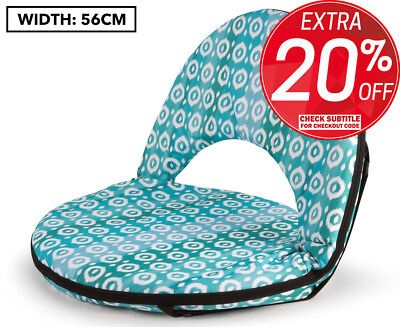 Foldable Reclining Triangle Chair Seat Lounge Beach Outdoor Camping - Cooper&Co.