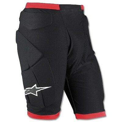 Alpinestars Comp Pro Pantalon de protection M MX Shorts Quad Motocross Enduro