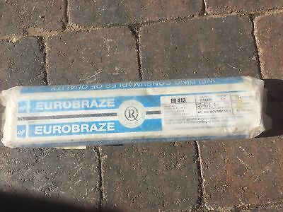 Eurobraze welding rods 2.5mm post or collect from Leeds