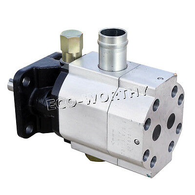 16 GPM HI/LO Hydraulic Gear Pump for Forestry and Mining Industry Logsplitter
