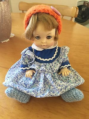 Ideal Toy Corp Vintage Dolly