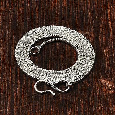 Wholesale 925 Fashion Jewelry Sterling Silver - Overlay Chain 18''Inch 1.2mm