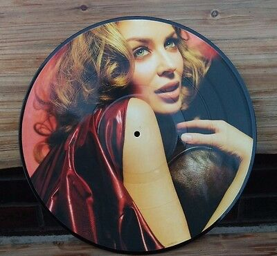 """12"""" Picture Disc Kylie"""