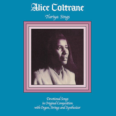 ALICE COLTRANE Turiya Sings ! AUDIOPHILE B-Free CD Digipac Edition M/M