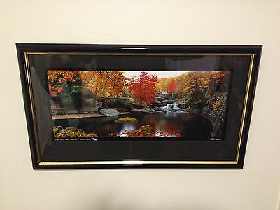 Ken Duncan limited edition signed print Glade Creek 51 of 2000