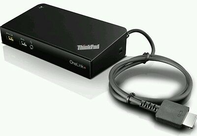 40A40090UK Lenovo ThinkPad OneLink+ Dock - Port replicator