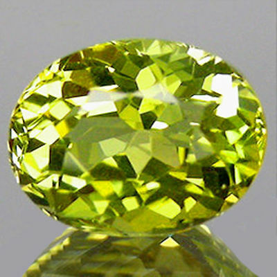 0.55Cts EXTREME QUALITY Gem - Natural Grossular Andradite DEMANTOID GARNET #LX10