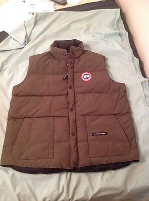 Canada Goose Vest XL As New