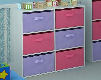 Toy Storage Unit Kids Chest Of Drawers For Children 39 S Bedroom Playroom Canvas Picclick Uk