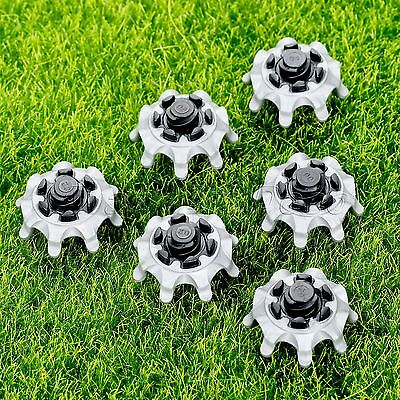14Pcs Replacement Golf Shoes Spikes Fast Twist Studs Tri-Lok Pin Fit For Footjoy