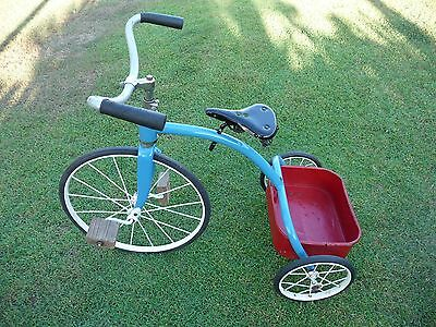 Childrens Cyclops Tricycle 1950's - 60's -70's ?
