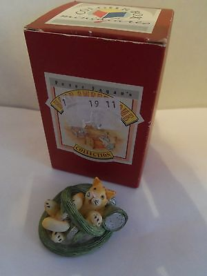 Colourbox Peter Fagan Cats 'Little Sprinkler' Boxed