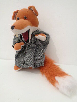 """BASIL BRUSH - 11"""" PENCIL CASE/SOFT TOY with ZIP"""