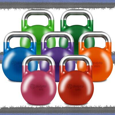 BodyRip 8 12 16 20 24 28 32Kg Competition Kettlebells MMA Conditioning Crossfit