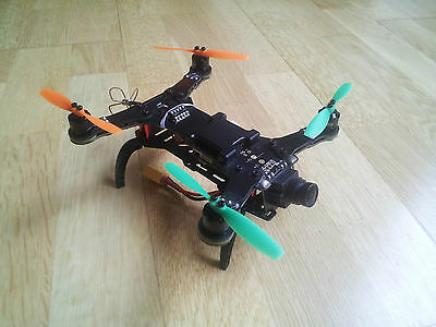 Quadcopter X160 v3 Micro FPV Racer with OSD
