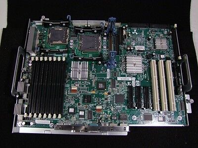 HP Proliant ML350 G5 395566-003 System- /Mainboard inkl. Blech (Tray)