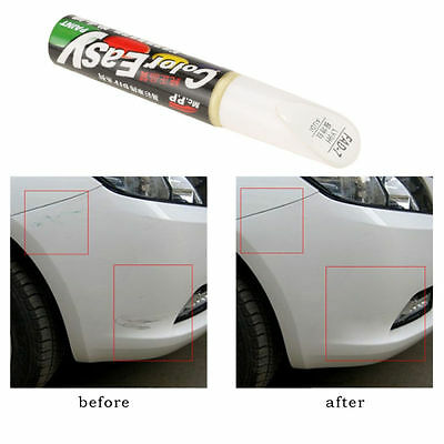 Fashion for AUDI A4 Touch Pen Scratch Car HOT Repair Paint White Up Remover