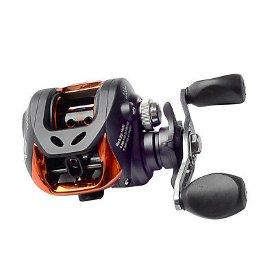 10+1 BB 6.3:1 Left/Right Handle Baitcasting Fishing Reel Saltwater Fishing Reel