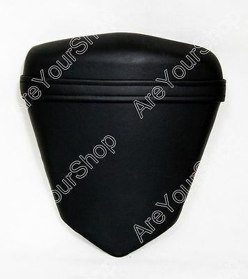 Rear passager Seat Leather Pillon Para Yamaha YZF R6 2006-2007 BS6.