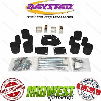"""Daystar 3"""" x 3"""" Front & Rear Body Lift Kit Fits 1990-1995 Toyota 4Runner 4WD"""