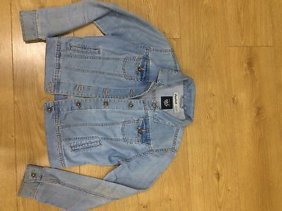 New Look Girls Denim Jacket Age 14-15yrs