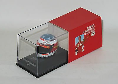 1/8 Scale Michael Schumacher Model Helmet 1996 Season - Ferrari
