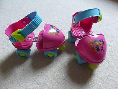 Fifi and the Flower Tots Roller Skates