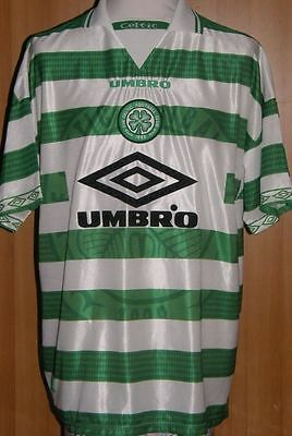 Maglia Shirt Trikot Maillot Celtic Football Glasgow Scotland