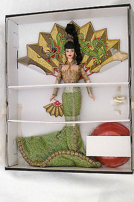 Fantasy Goddess of Asia Barbie by Bob Mackie
