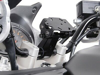 SW Motech Non Shock GPS Bar Mount -22mm