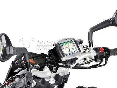 SW Motech KTM 950 and 990 LC8 Quick Lock GPS/Sat Nav Mount