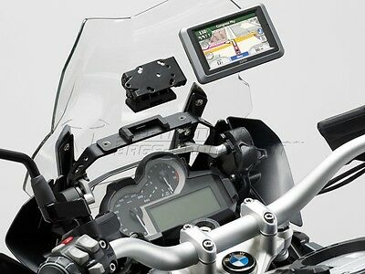 SW Motech BMW R1200GS LC 2013- Quick Lock GPS/Sat Nav Mount