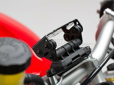 SW Motech BMW S1000R Quick Lock GPS/Sat Nav Mount