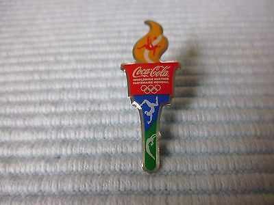 1 COCA COLA OLYMPIA !!! RIO 2016 !!!  PIN LIMITED EDTION c