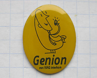 GENION / VIAG INTERKOM    ...........Telefon Pin (106g)